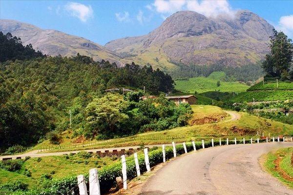 Anamudi Peak Kerala