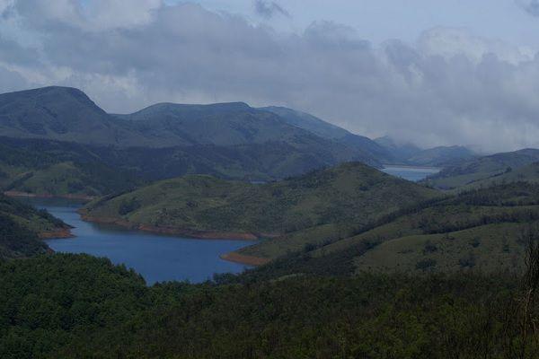 highest peaks in Tamil Nadu