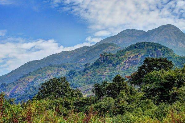 Mahendragiri Peak Gajapati Odisha