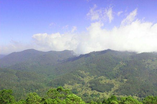 Vandaravu Peak Tamil Nadu