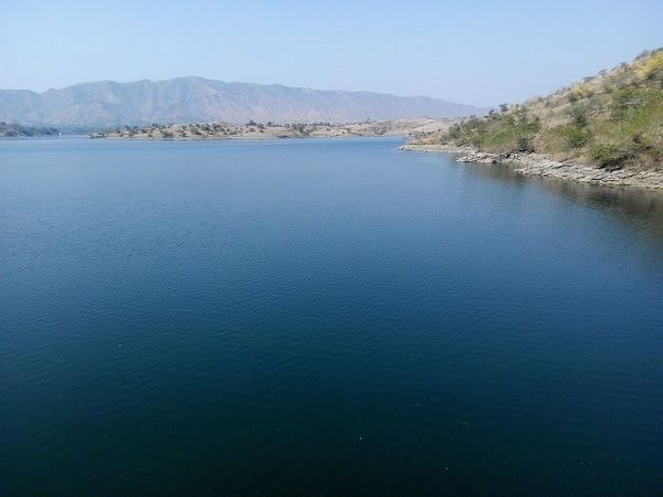 Mansi Wakal Lake at Gadariyawas Udaipur