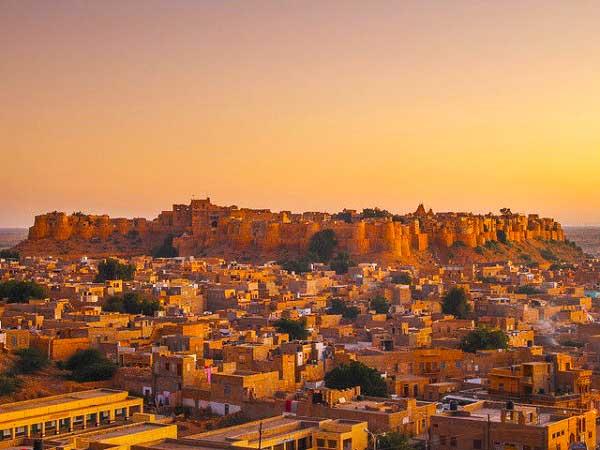 Jaisalmer Fort RJ