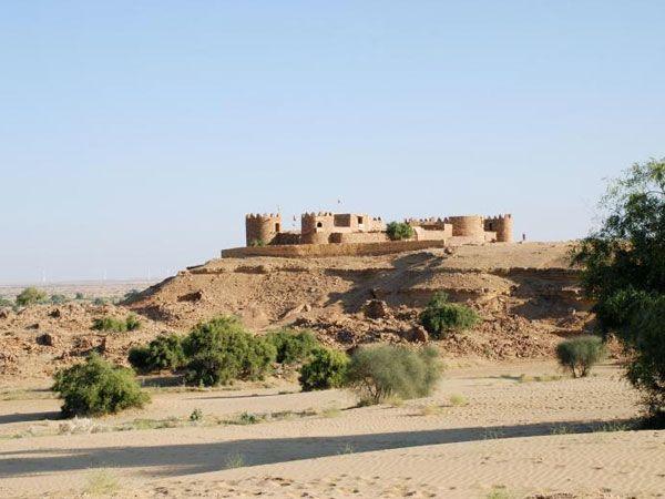Khabha Fort Jaisalmer RJ