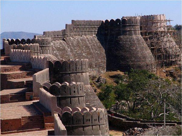 Kumbhalgarh Fort RJ