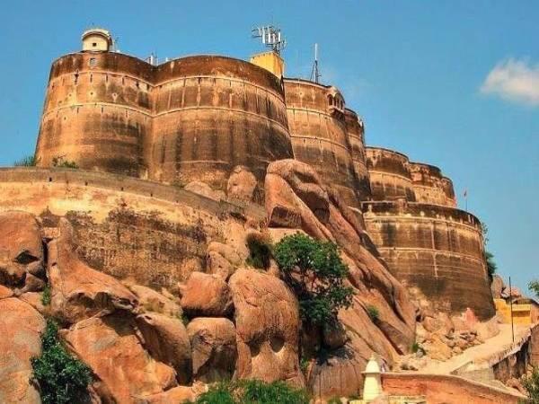 Laxmangarh Fort Sikar RJ