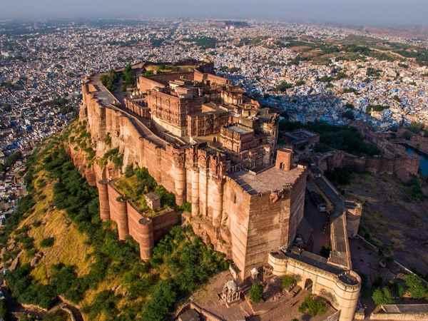 Mehrangarh Fort Jodhpur RJ
