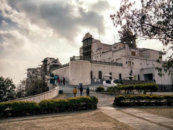 Monsoon Palace Udaipur RJ