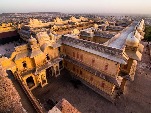 Nahargarh Fort Jaipur RJ