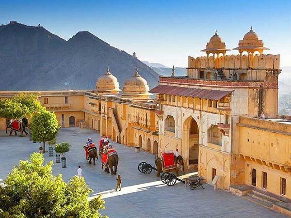 Suraj Pol Amber fort Jaipur