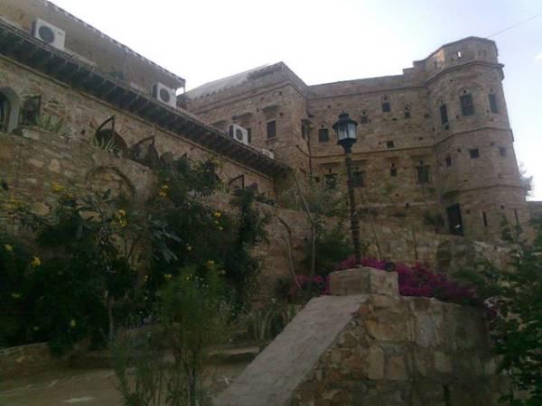 Thanagazi Fort RJ